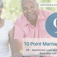 Appreciate Your Spouse's Personality to Value Your Spouse - 9 of 10