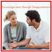Encouraging Your Spouse in a Time of Disappointment
