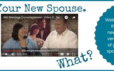 Get Excited About Your New Spouse
