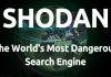 shodan-worlds most dangerous search engine