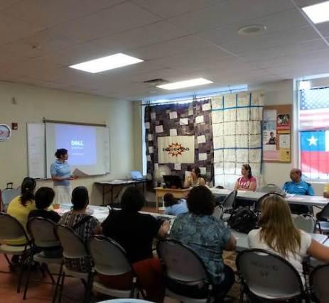 Encuentro classroom(1)