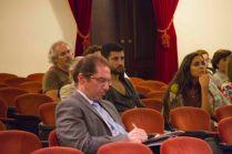 Público durante el coloquio.