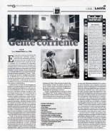 Crítica de LOREAK e información del ciclo 'Encuentros con el cine'. Por Benjamín Reyes. 'El día', 11/09/2015