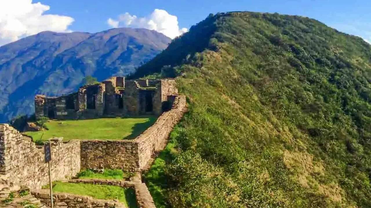 Trek to Choquequirao from Cusco