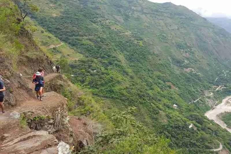 Inca Jungle Trek to Machu Picchu
