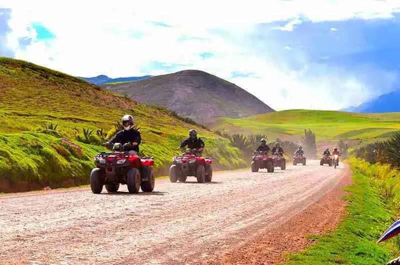 ATV Tour to Maras Moray