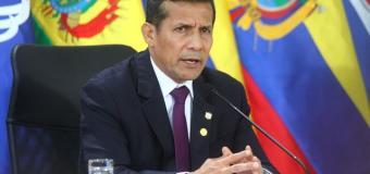 Encuesta Presidencial Datum – 06 de Diciembre 2012