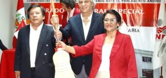 Precandidatos al congreso más populares por la lista de Frente Esperanza en Lima