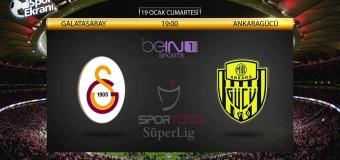 Liga Turquia: Galatasaray vs Ankaragucu EN VIVO