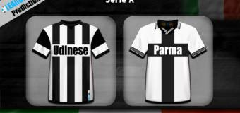 Calcio Serie A: Udinese vs Parma EN VIVO