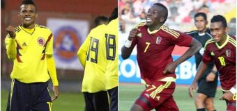 Sudamericano Sub-20: Colombia 0-1 Venezuela EN VIVO
