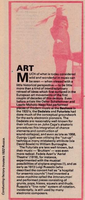 Dada NME 05.01.80