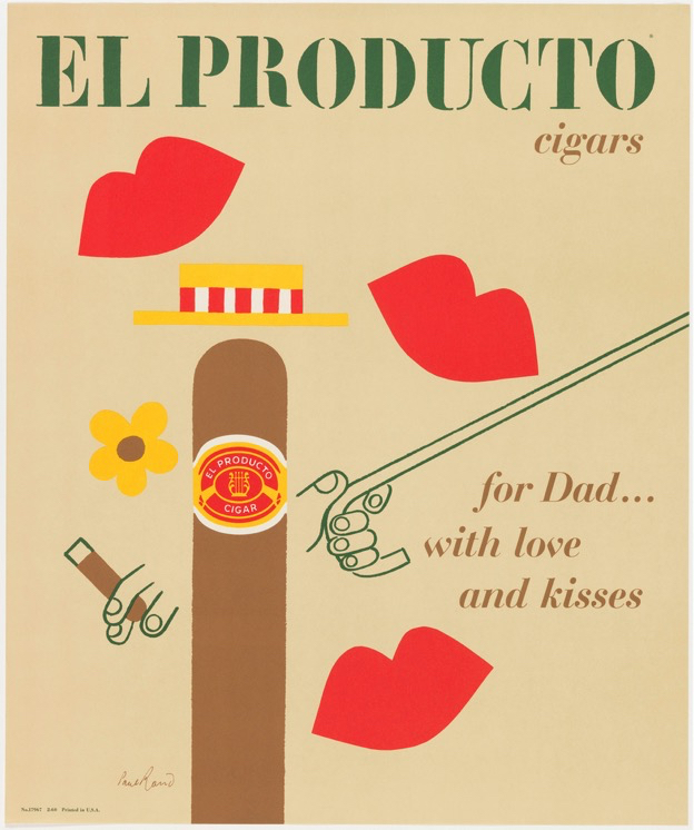 El Producto Cigars - Fathers Day 1960