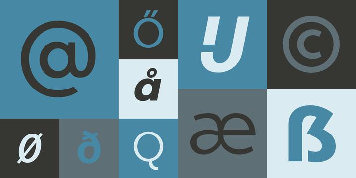 Ortodoxa font an example of its uses