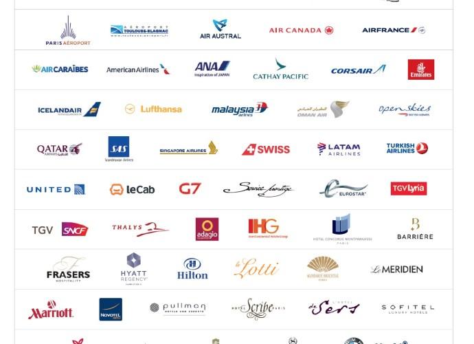 Logo Layout - Voyages d'Affaires