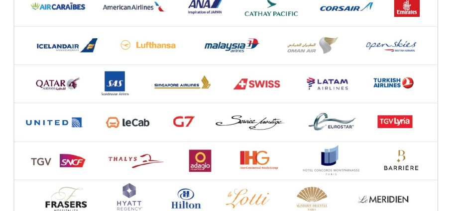 Logo Layout - Voyages d'Affaires