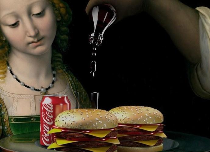 Hamburgers and Art