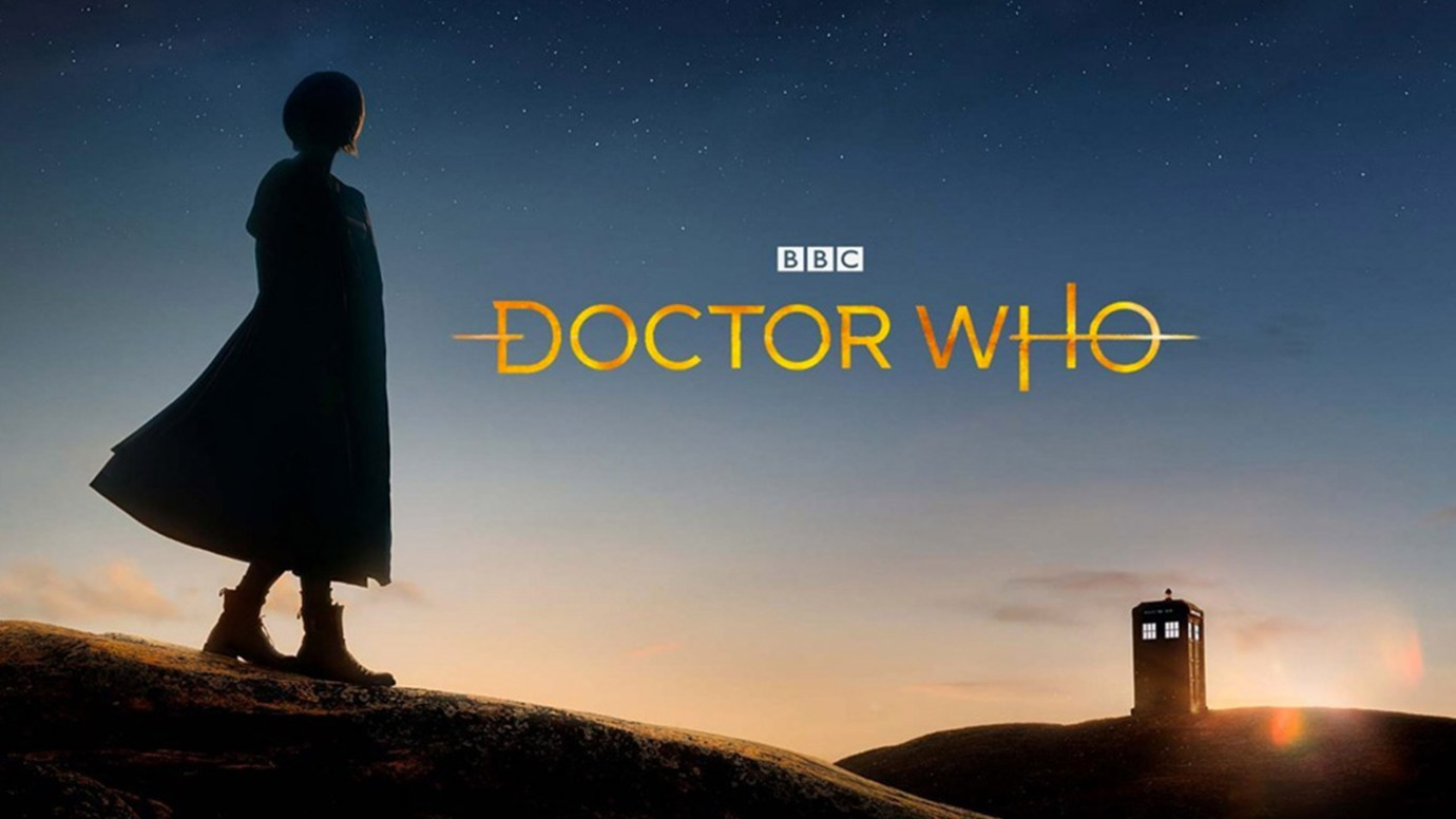 Logo for Doctor Who