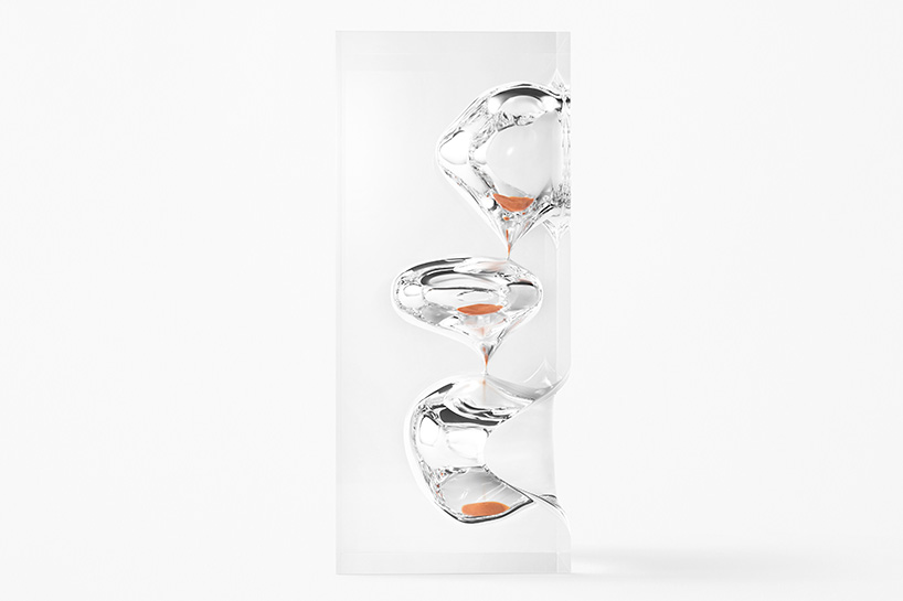 nendo variations of time