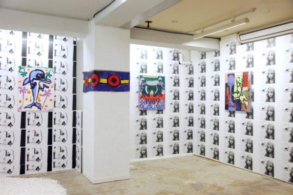 Ida Ekblad at XYZ Collective