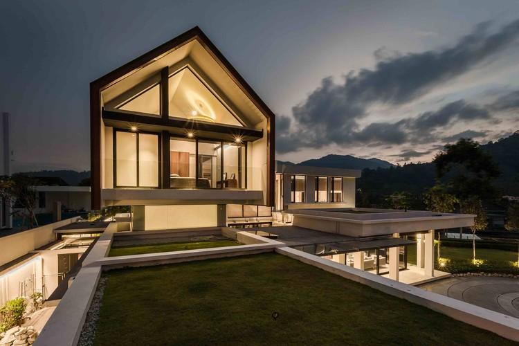 MERU House / A3 PROJECT, © Lawrence Choo, Michael Khong