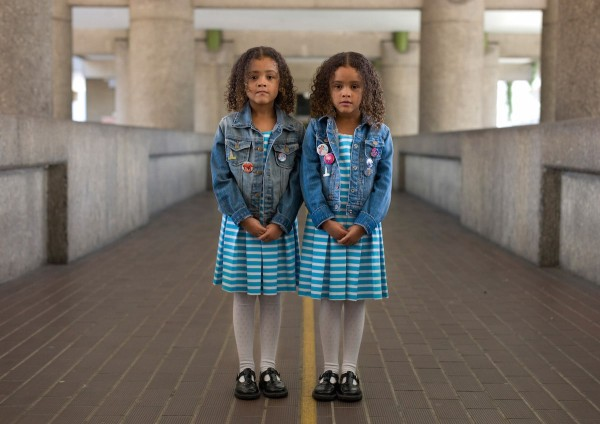Alike But Not Alike, portrait photography by Peter Zelewski