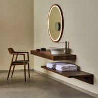 Foster + Partners and Porcelanosa TONO bathroom taps