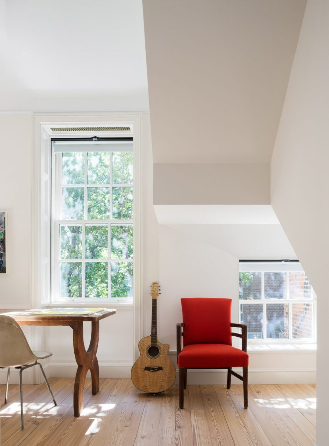 Tribeca Townhouse by YUN Architecture