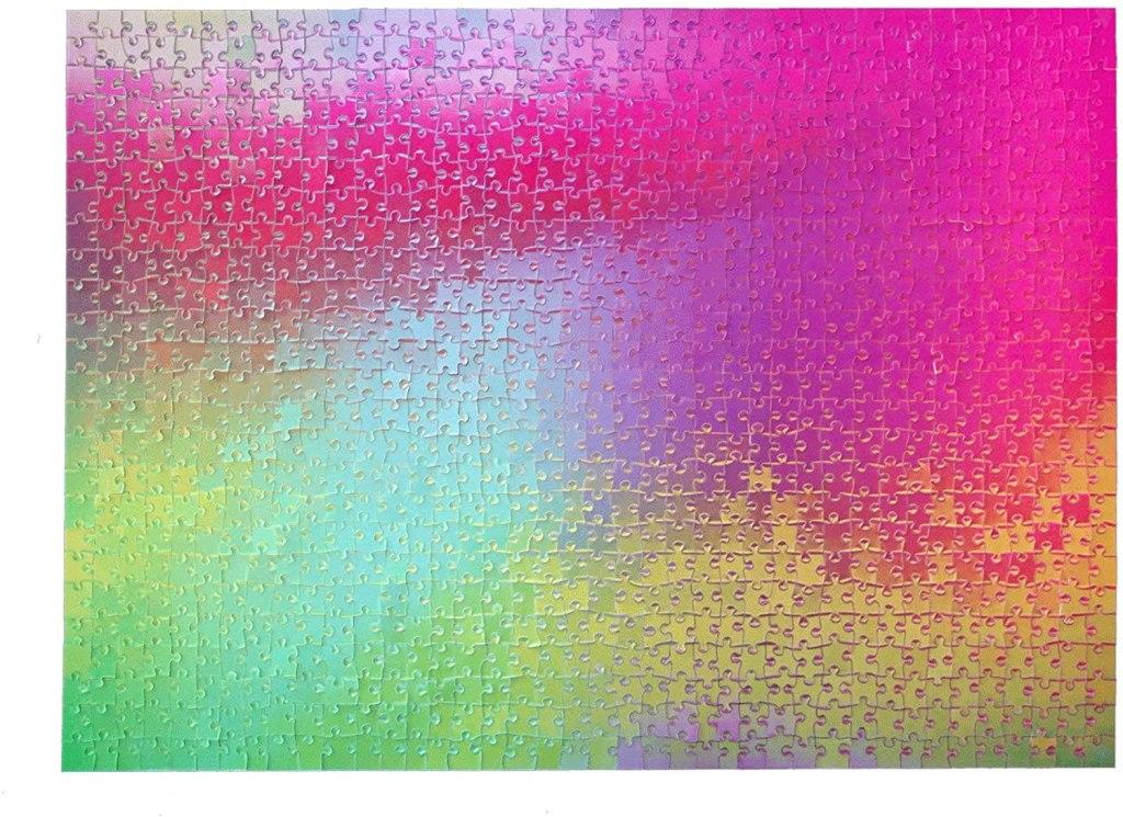 Clemens Habicht 1000 Piece Changing Color Jigsaw Puzzle