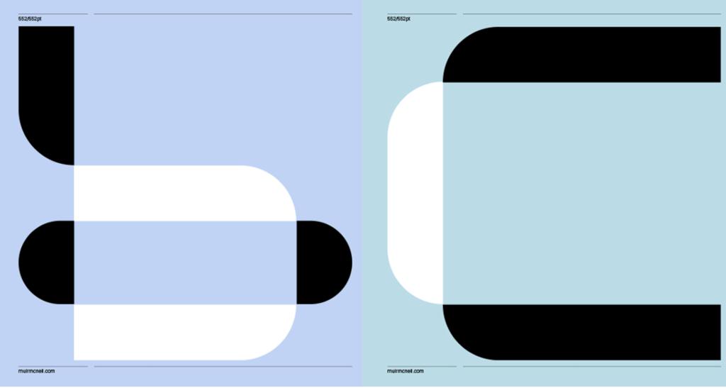 MuirMcNeil's New Typeface
