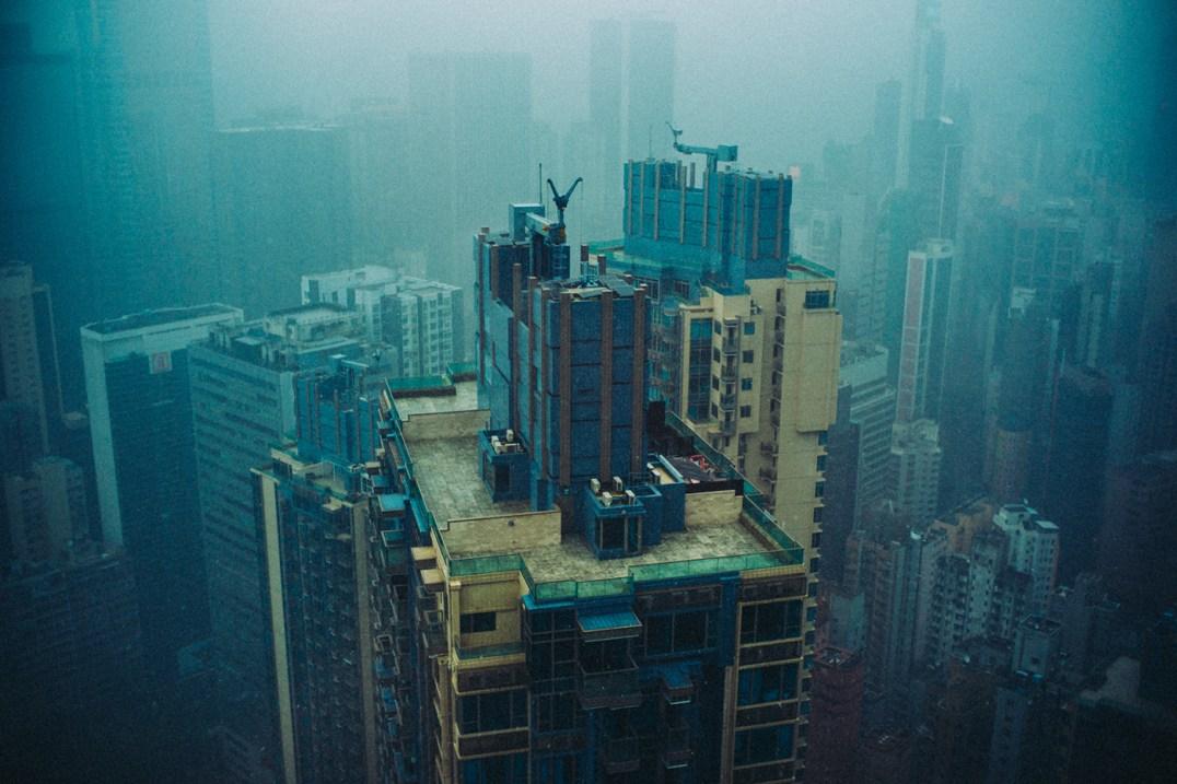 Hong Kong By André Josselin