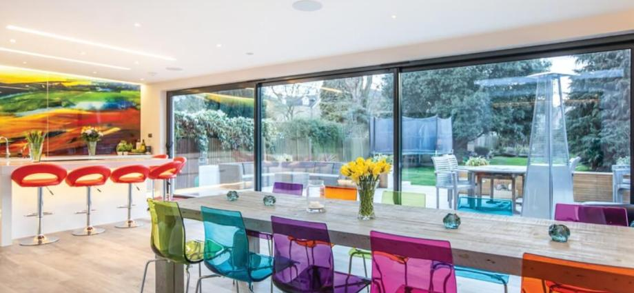 Bold Colours Chairs