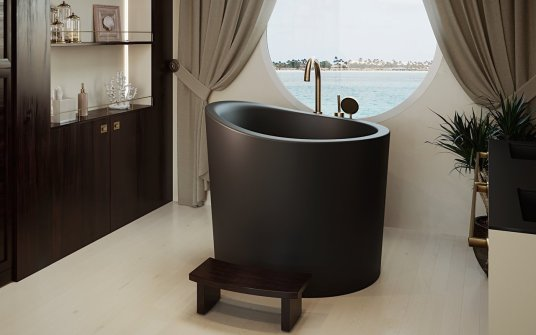 Aquatica-True-Ofuro-Mini-Black-Freestanding-Stone-Bathtub-01-web