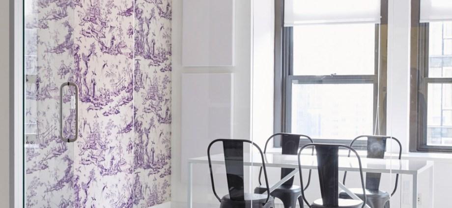 Hands-On With Schumacher Fabrics interior example