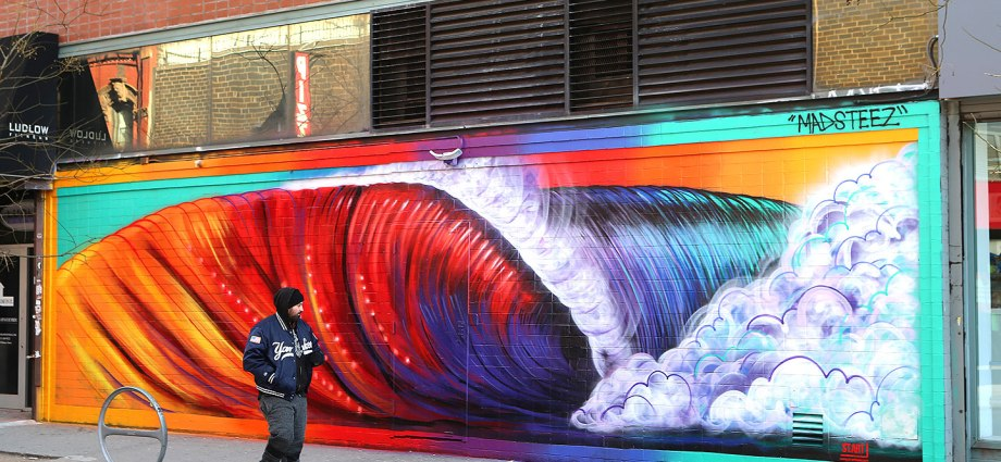 """""""WEENwave"""" by Madsteez in New York City"""