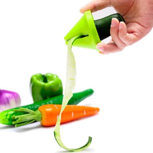 Kitchen Funnel Carrot Cutter