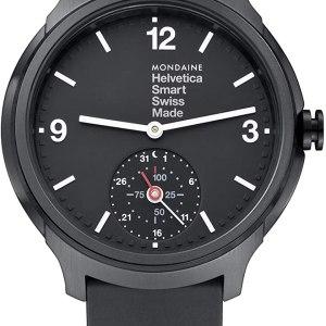 Mondaine Helvetica Smartwatch for Men