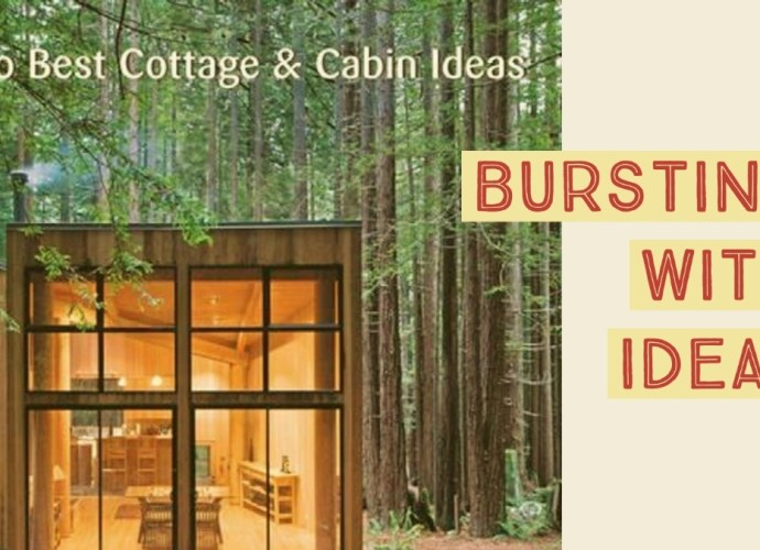 Cottage and Cabin Ideas