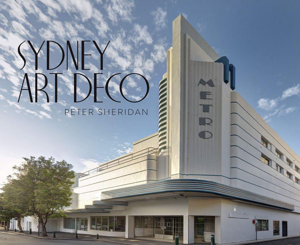 Sydney Art Deco by Peter Sheridan