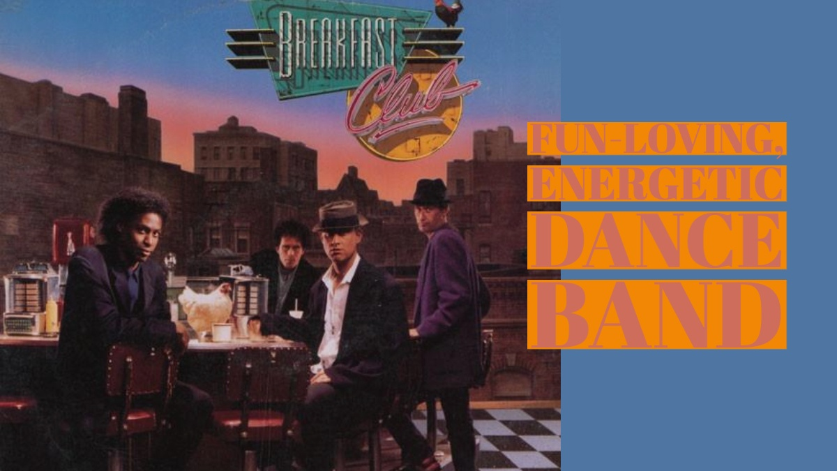 Breakfast club album cover