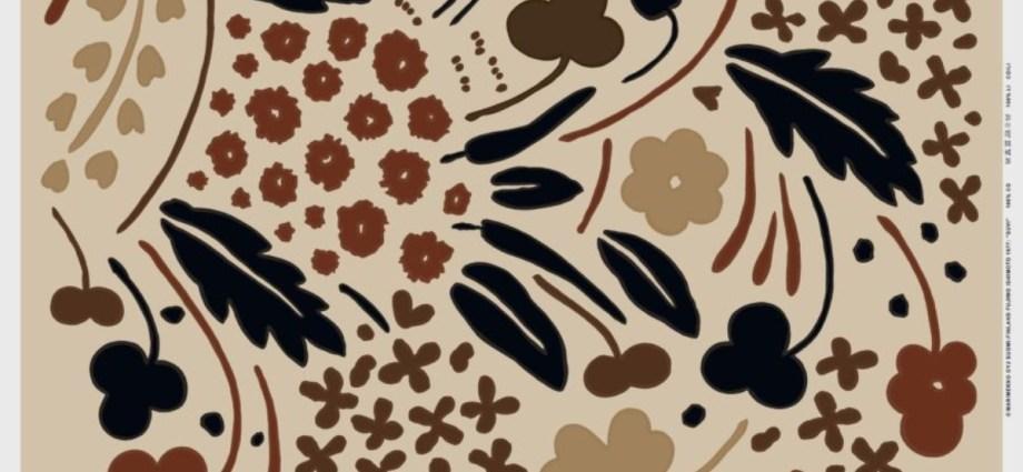 Marimekko - Suvi cotton fabric