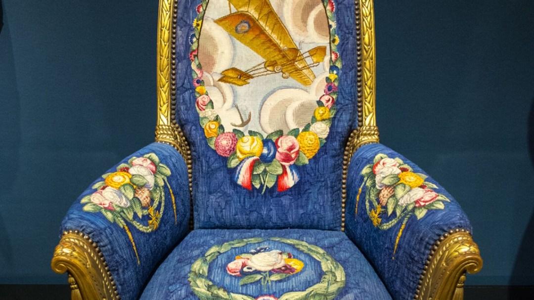 Robert Bonfils Chair