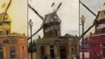 Van Gogh Windmill