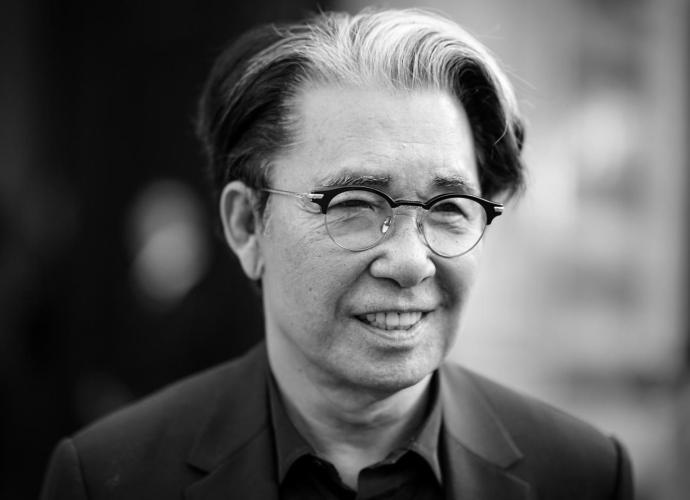 Kenzo Takada Obituary Photograph