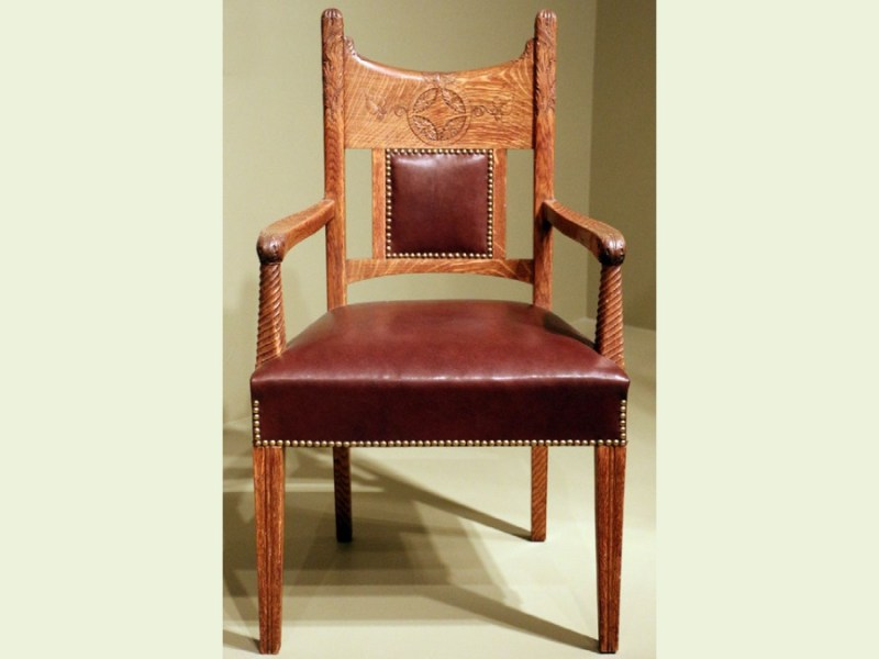 Francis H Bacon Chair