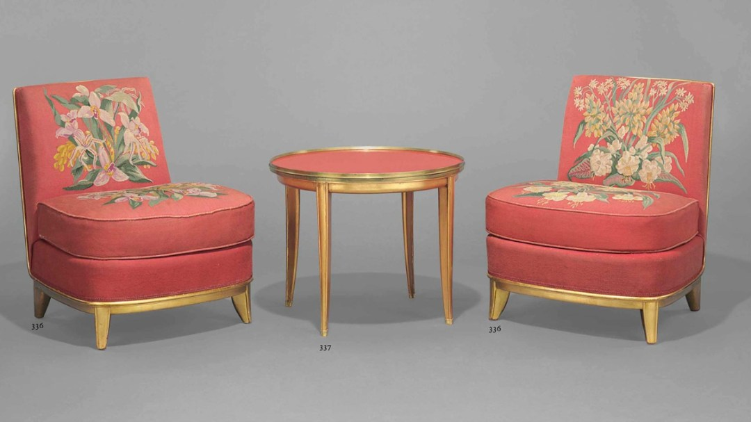 Jean-Maurice Rothschild cocktail table