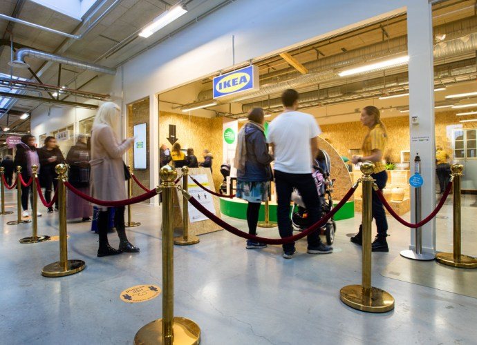 IKEA pop-up st