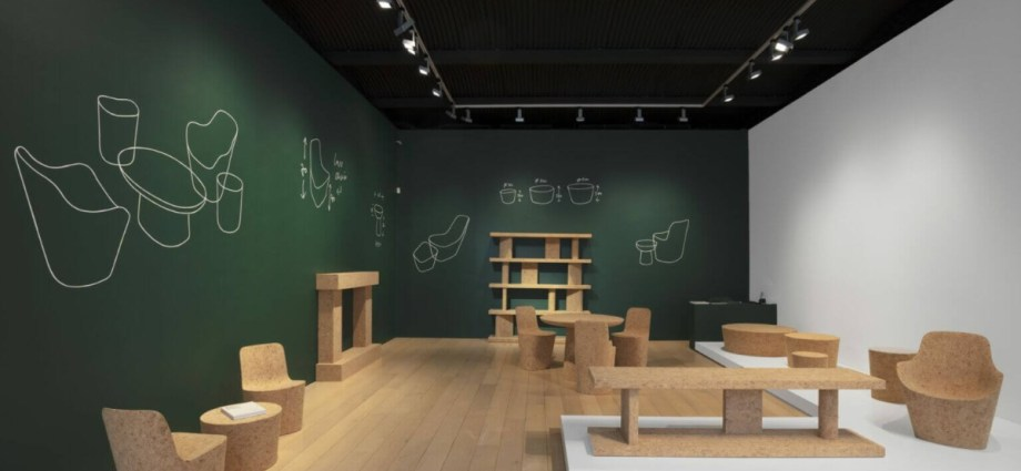 Jasper Morrison Cork Furniture