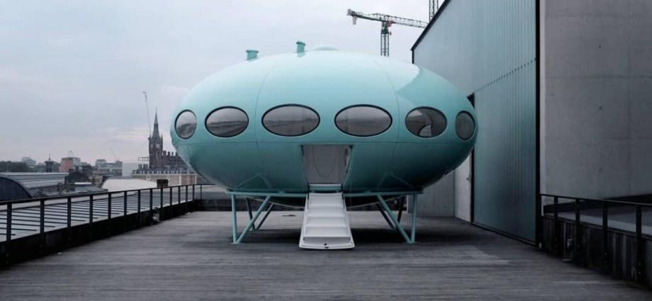 Matti Suuronen designed house