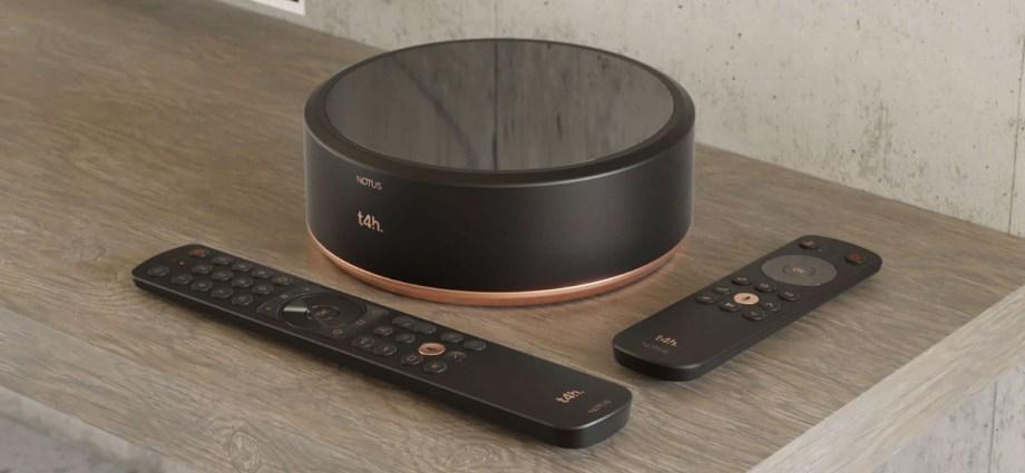 Notus Remote - Red Dot Designer Winner